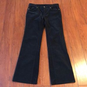 EUC Tory Burch Corduroy Pants